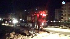 Şanlıurfa'da patlama: 1'i ağır 3 kişi yaralı