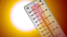 Bunaltan sıcaklar yeni haftayı kavuracak! Sıcaklıklar 30 dereceyi aşıyor