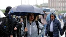 Meteoroloji 4 il için sağanak yağış uyarısı
