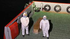 İstanbul'da gemi kaptanı koronavirüsten öldü