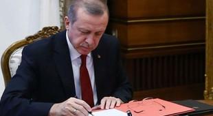 Erdoğan seçim beyannamesi için hazırlanıyor