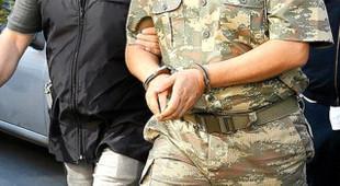 Ankara'da 8 albay tutuklandı