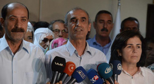 HDP'den terörist cenazesine katılan vekillere destek