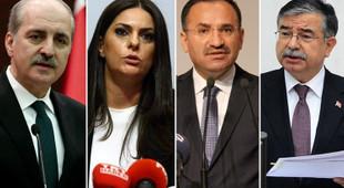 İşte AK Parti'de eski bakanların yeni görevleri