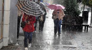 Sağanak yağış Türkiye'yi saracak! İşte 5 günlük hava tahminleri