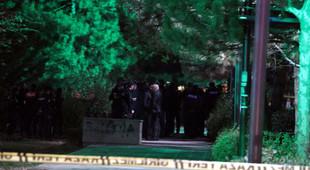 Ankara'nın göbeğinde firar eden asker kendini vurdu