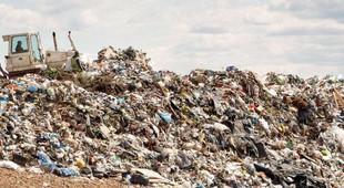 İş adamı 70 bin dolarını belediye çöplüğünde buldu
