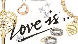 Tiffany&Co.'dan Sevgililer Günü Koleksiyonu