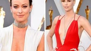 2016 Oscar Ödül Töreni'nde öne çıkan mücevherler