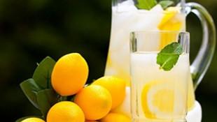 Saray limonatası ile serinleyin