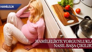 Hamilelikte yorgunlukla nasıl başa çıkılır?