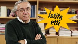 Mehmet Yakup Yılmaz görevinden istifa etti