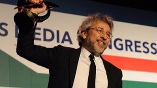 Can Dündar'a uluslararası ödül