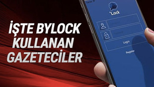 ByLockçu gazeteciler listesi yayımlandı! Hangi isimler var?