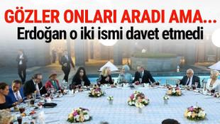 Erdoğan o iki kişiye ambargo koydu