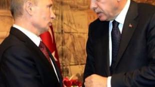 Cumhurbaşkanı Erdoğan'dan Putin kararı