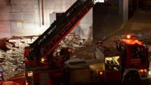 Çimento fabrikasında patlama: 3 ölü, 5 yaralı