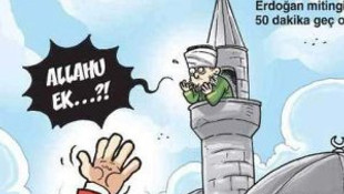 Gırgır'dan Erdoğan'ı kızdıracak kapak
