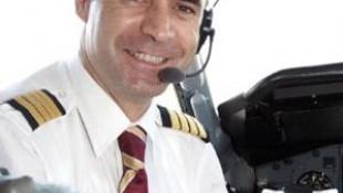 Pilotun vasiyeti yerine getirildi
