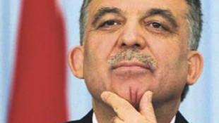 """Abdullah Gül """"üç dönemliklerle"""" buluştu!"""