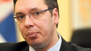 Sırbistan Başbakanı'na saldırı !