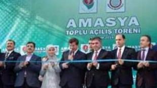 Amasya'daki tesis 6. kez mi açılacak?