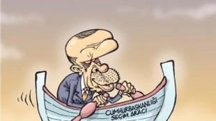 Gırgır'dan Erdoğan'a çok ağır karikatür !