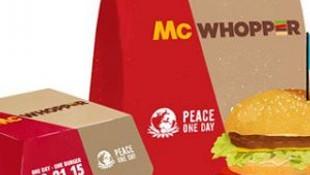 McDonalds'tan tarihi hayır