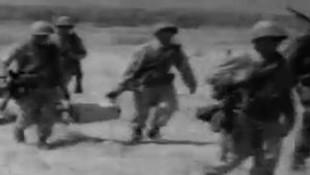 Kıbrıs Harekatı'nın ilk kez yayınlanan görüntüleri