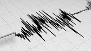 Malatya ve Ege Denizi'nde iki deprem !