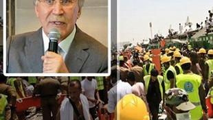 AK Partili Şahin: ''Hac organizasyonunu bize versinler''