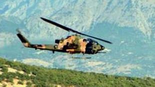 PKK'lılara helikopterli operasyon