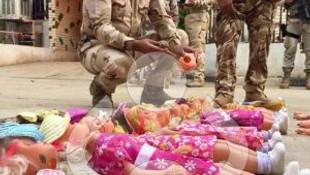 IŞİD'in şeytani katliam planı !