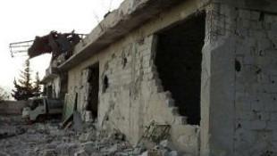Rus uçakları Suriye'de İHH'ya ait fırını vurdu !
