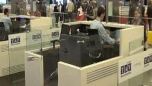 Pasaportsuz giriş yapan yolcular bulundu !
