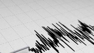 Bingöl'de gece yarısı korkutan deprem !