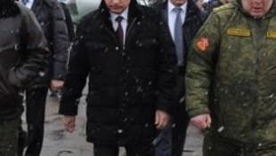 Rusya: Suriye'de bin 458 hedefi vurduk