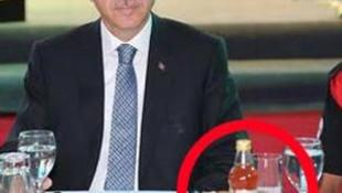 Erdoğan içeçeği yılbaşı sepetlerinde