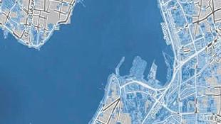 Deniz yükselecek, Türkiye'de binlerce adres su altında kalacak !