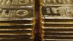 Makatında külçe altınla yakalandı !