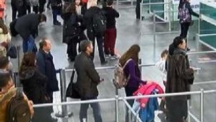 Atatürk Havalimanı'nda olağanüstü yoğunluk