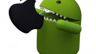 Apple düştü, Google yükselişte ! Dünya iPhone'a doyunca, şirketin değeri düştü..