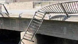 Ahmet Kaya Köprüsü'ne ikinci saldırı !