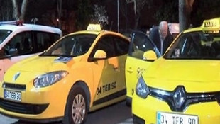 İstanbul'da sahte taksi şoku !