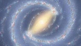 Dünyaya en uzak galaksi görüntülendi
