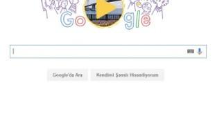 Google'dan Dünya Kadınlar Günü doodle'ı