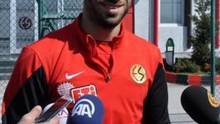 Eskişehirspor'un Kaptanı Sezgin Coşkun: