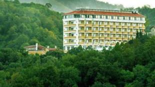 Balayına giden çiftlerin tatil tercihi termal oteller !