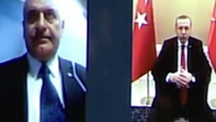 Erdoğan ve Yıldırım 4.5 G'yi test etti !