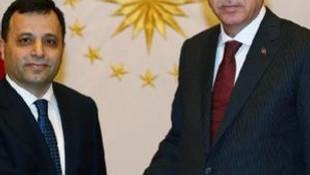 Erdoğan, AYM Başkanı ile görüştü